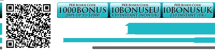 PKR Bonus Codes