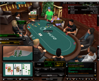 Poker Action PKR