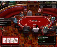 PKR Screenshot Tavola di Poker